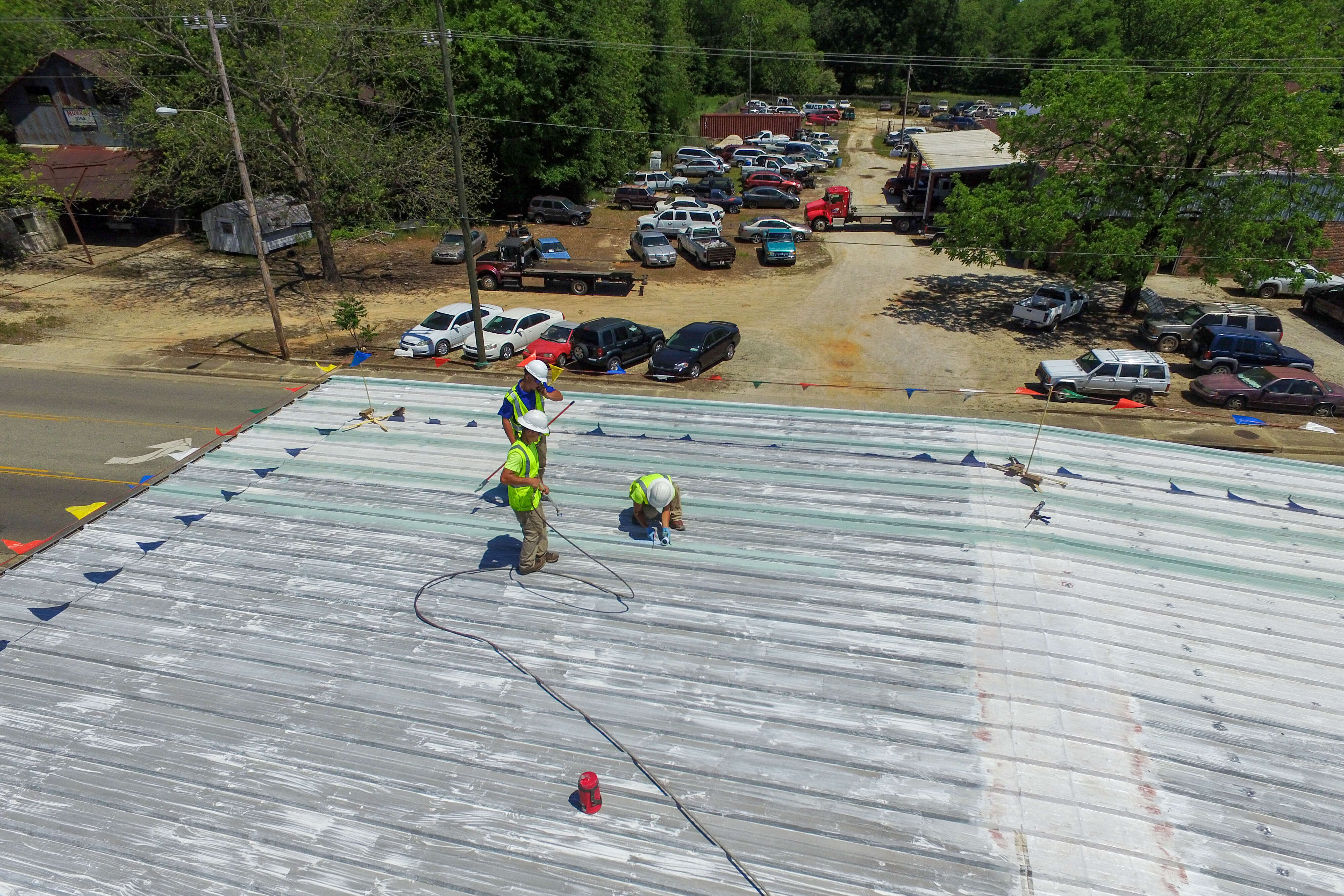 Commercial Coating Systems Roofing Oldesouthcontractors Com